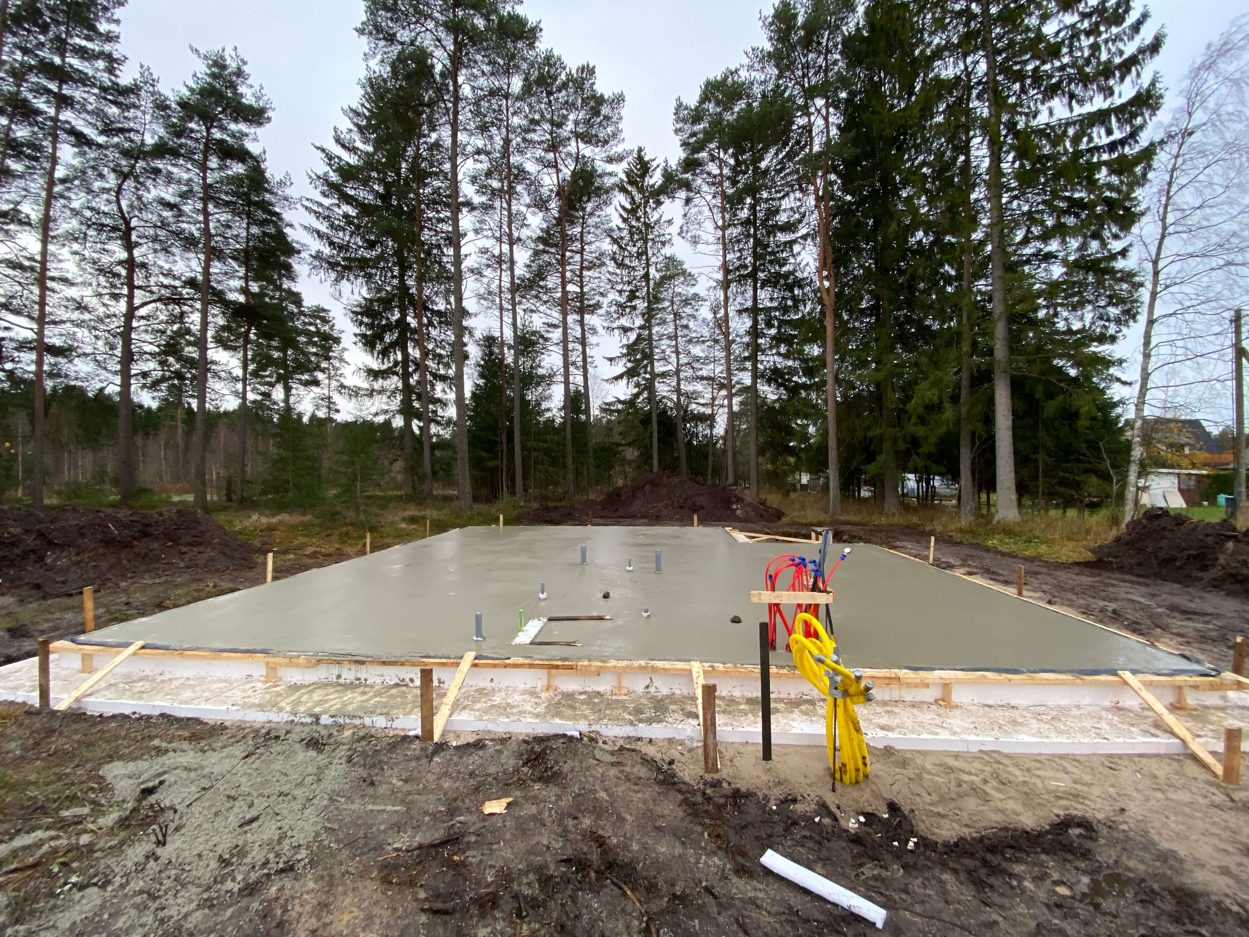 Betoonitööd ja betoonpõrand